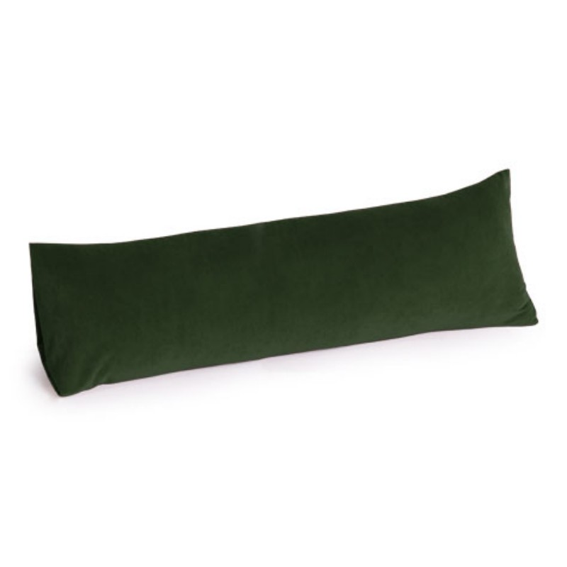 Boyfriend Pillow: Memory Foam Body Pillow 30 inch Twill Hunter
