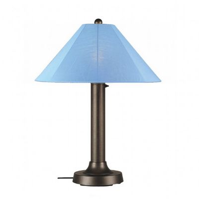 Catalina Outdoor Table Lamp Bronze PLC-39647