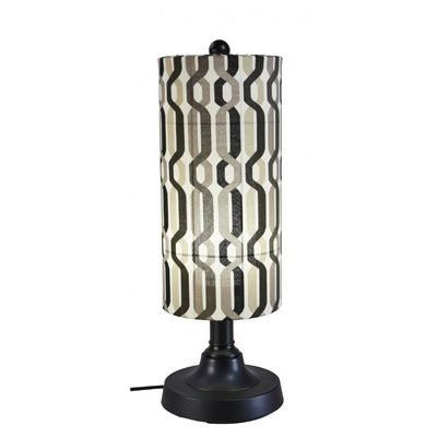 "Coronado 30"" Table Lamp with Black Body & New Twist Caviar PLC-62280"