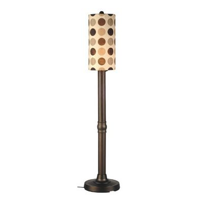 Coronado Modern Outdoor Floor Lamp Bronze PLC-47257