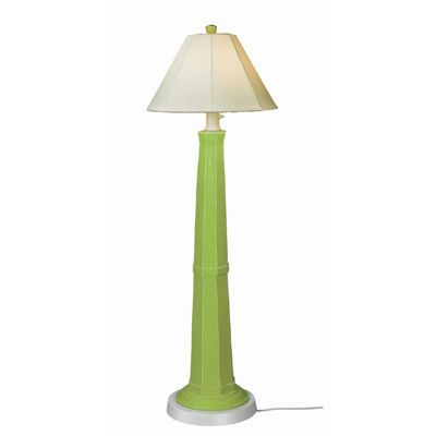 Nantucket Outdoor Floor Lamp Mint Julep PLC-00907