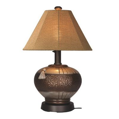 Phoenix Outdoor Table Lamp Bronze PLC-00916