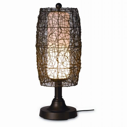 30 Inch Outdoor Table Lamp Plc 68287 Br
