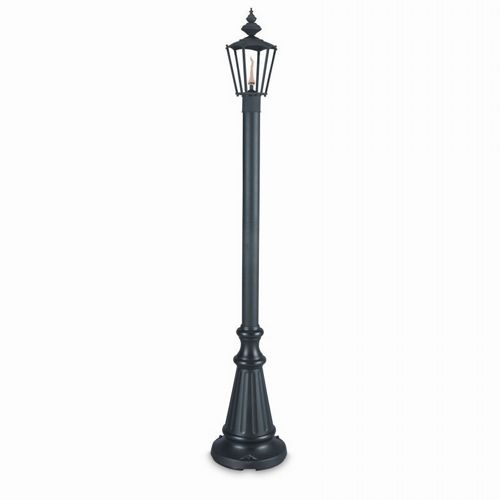 Islander Citronella Flame Torch Lamp PLC-00310-BL