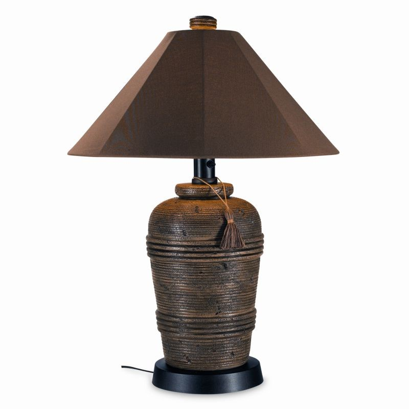 Lighting: Outdoor Table Lamps: Canyon Outdoor Table Lamp