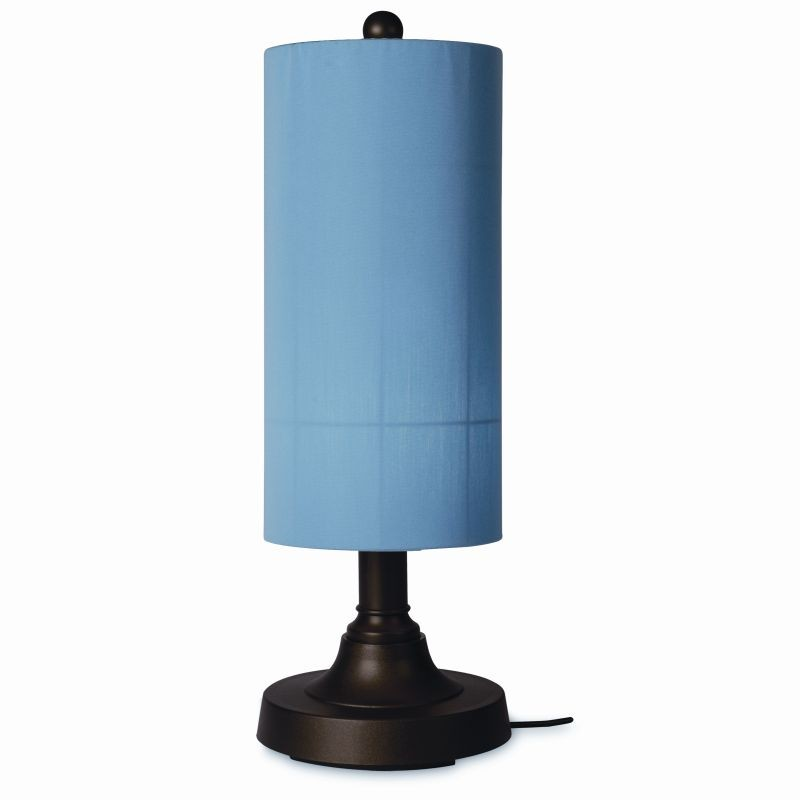 Coronado Modern Patio Floor Lamp Bronze wardrobes