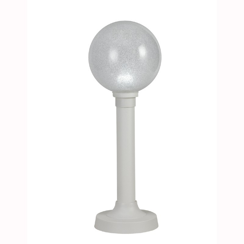Outdoor Table Lamp Led: Portable Color Changing LED Globe Table Lamp Large