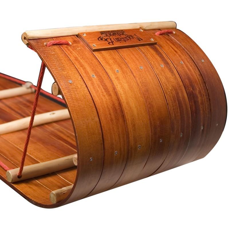 Pool & Beach: Snow Sleds: Mountain Boggan 96 inch Toboggan