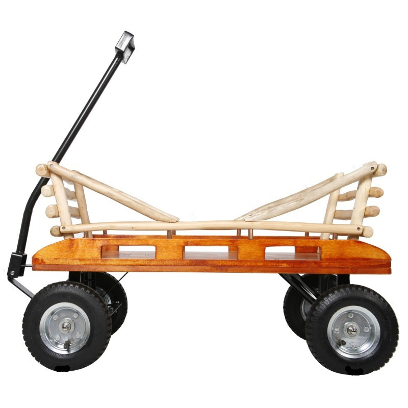 Home & Garden: Outdoor Games: Wooden Wagon Butterfly