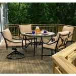 Swivel Patio Chairs