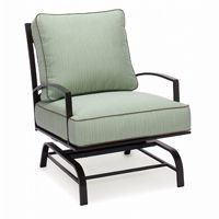San Michelle Cast Aluminum Club Glider Chair CA-8074-5