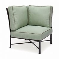 San Michelle Cast Aluminum Club Sectional Corner CA-710-C