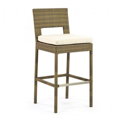 10Tierra Wicker Patio Bar Chair CA-829-7