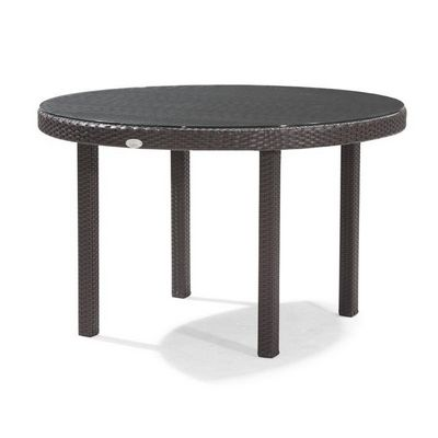 Dijon Round Patio Dining Table 48 inch CA-DJ-825A-48