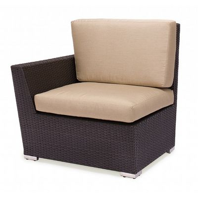 Maxime Wicker Deep Club Sectional Right Module CA607-R