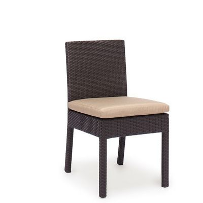 Maxime Wicker Dining Chair CA607-6