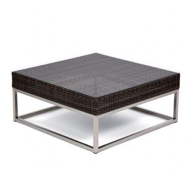 Mirabella Modern Wicker Club Coffee Table 35 inches CA606-F