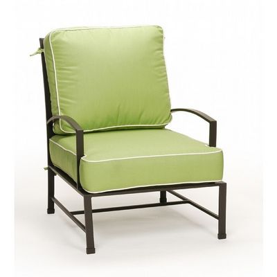 San Michelle Cast Aluminum Club Chair CA-710-21