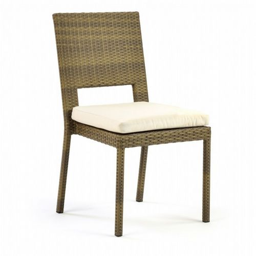 10Tierra Wicker Patio Dining Chair CA-829-1ST
