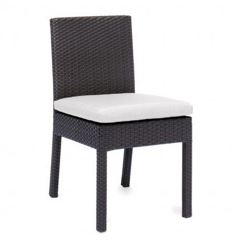 Dijon Modern Patio Dining Side Chair CA-DJ-825-6S