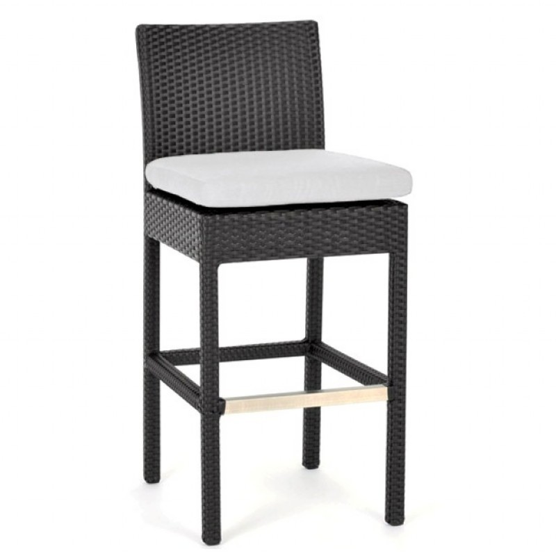 Dijon Modern Patio Bar Chair