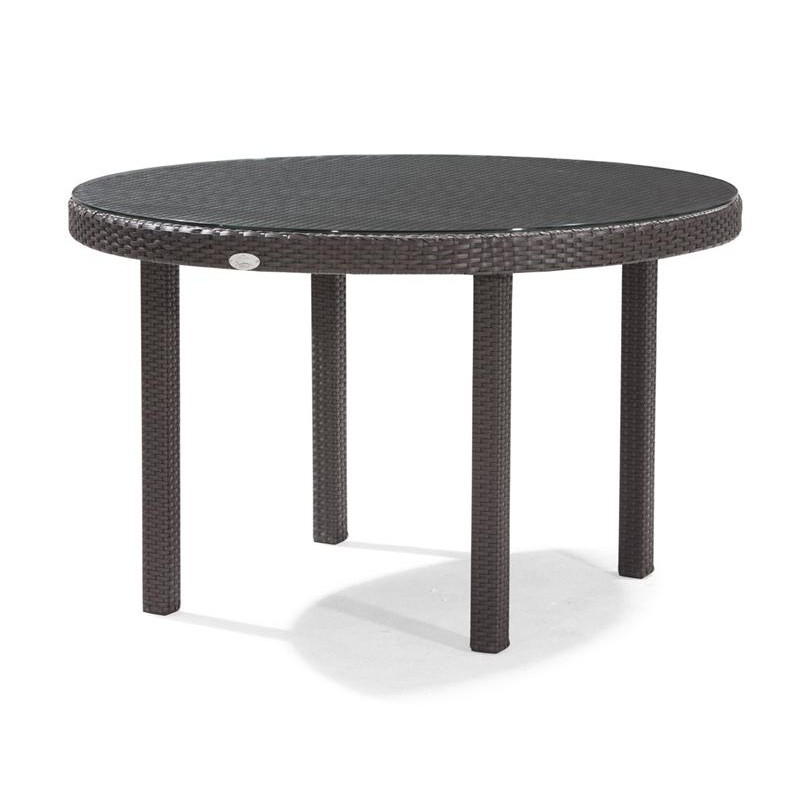 Dijon Round Patio Dining Table 48 inch