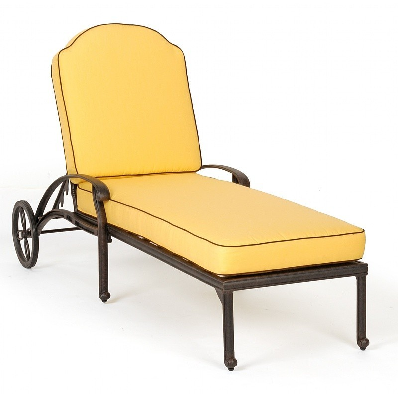 Commercial florence outdoor chaise lounge ca 777 9 for Chaise commercial