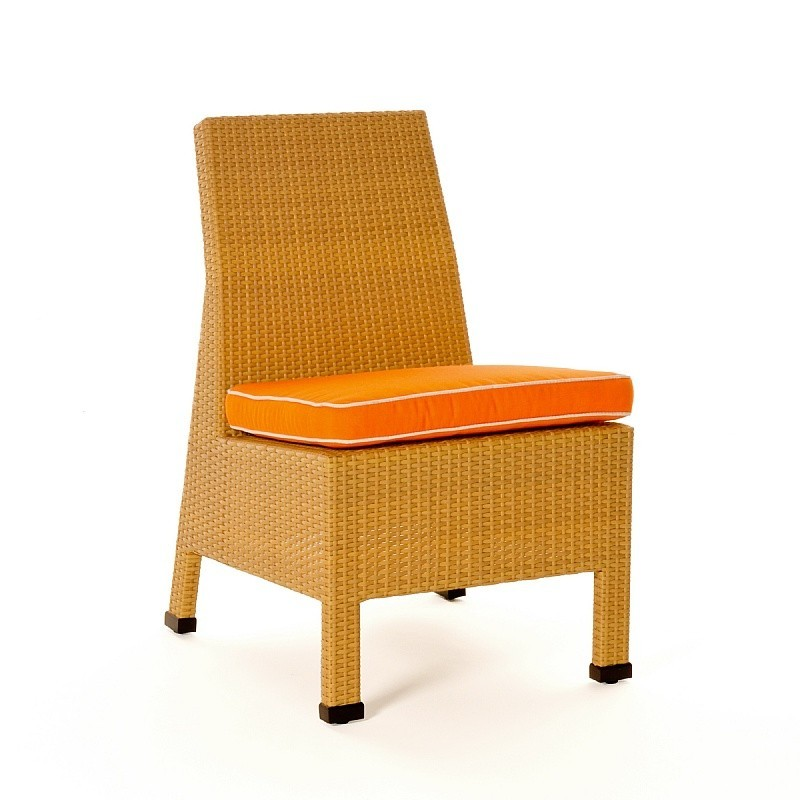 Mayan Resin Wicker Dining Chair Ca604 2n