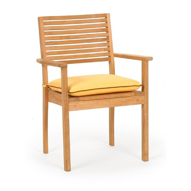 Modern Teak Dining Arm Chair CA 50167  : 36501670 from patiofurniturechairs.com size 800 x 800 jpeg 68kB