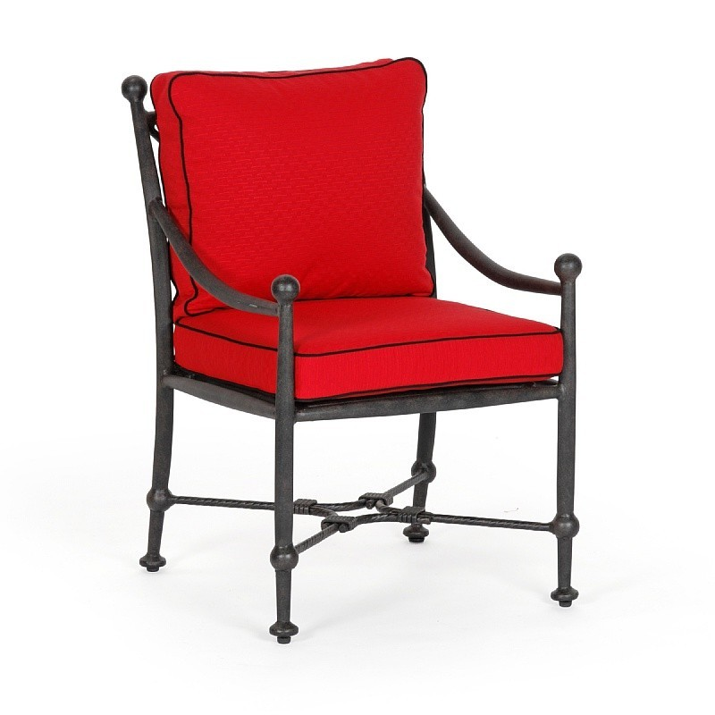 Origin Cast Aluminum Patio Dining Chair : Patio Chairs