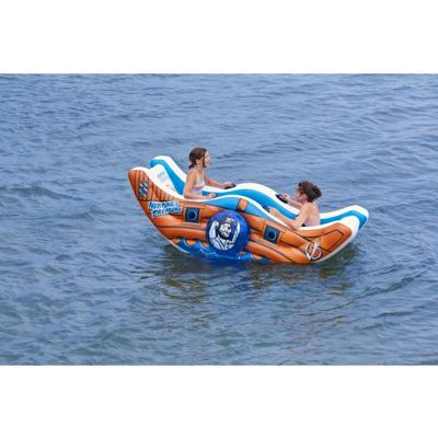 Neptune's Treasure Inflatable Water Totter AV02467