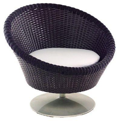 Goa Outdoor Lounge Chair Swivel Tid1810 Cozydays