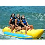 Banana Boat Towable Water Sled 3 Passenger
