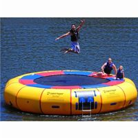 Island Hopper 20 feet Acrobat Water Trampoline AS-20PVCTUBE