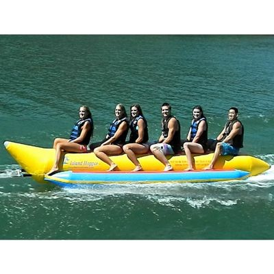Banana Boat Towable Water Sled 6 Passenger AS-PVC6-INLINE