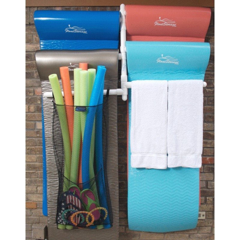Pool Toy Storage Bag for Racks alternative photo