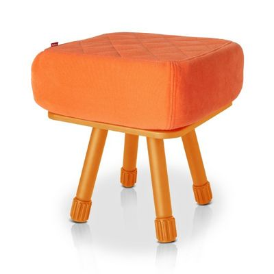 Fatboy® Krukski Stool - Orange / Orange FB-KRU-ORG-TORG