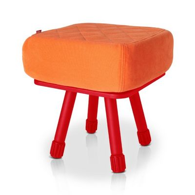 Fatboy® Krukski Stool - Orange / Red FB-KRU-ORG-TRED