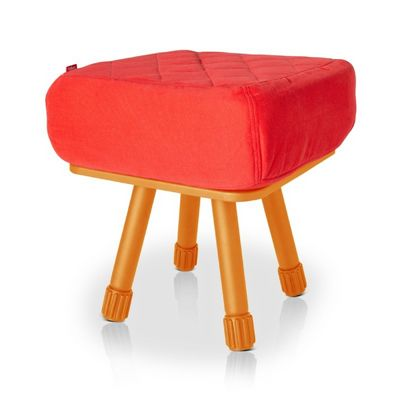 Fatboy® Krukski Stool - Red / Orange FB-KRU-RED-TORG