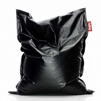 Fatboy® Metahlowski Bean Bag Black FB-MET-BLK