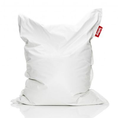 Fatboy® Metahlowski Bean Bag White FB-MET-WHT