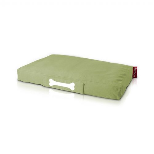 Fatboy® Doggielounge Large Dog Bed Stonewashed Lime Green FB-DLGSTW-LGR