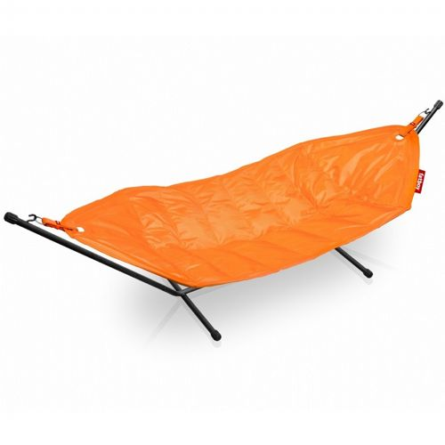 Fatboy® Headdemock Deluxe Outdoor Hammock Orange FB-HDMDLX-ORG