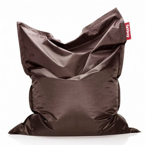 Fatboy® Original Lounge Beanbag Brown FB-ORI-BRN