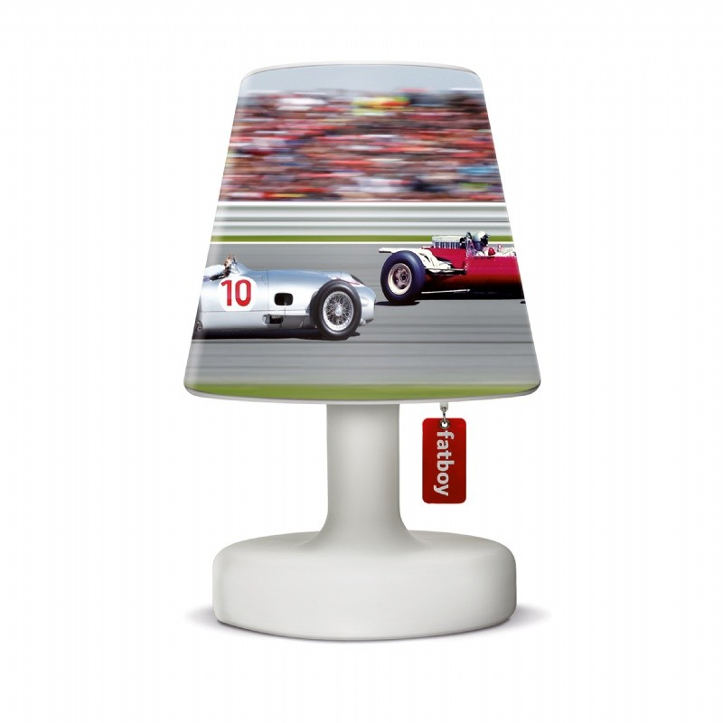 Fatboy® Cooper Cappie Lampshade - Car Race