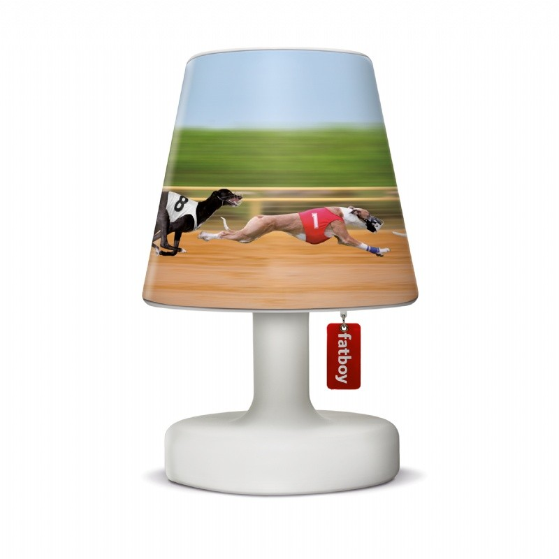 Fatboy® Cooper Cappie Lampshade - Doggie Race