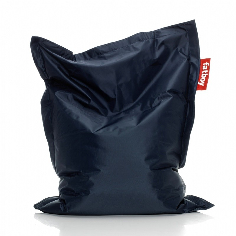 Blue Bean Bags: Fatboy Junior Kids Bean Bag Blue