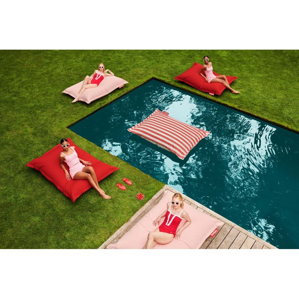 Bean Bag Chairs: Fatboy Original Bean Bag Lime Green 55x70