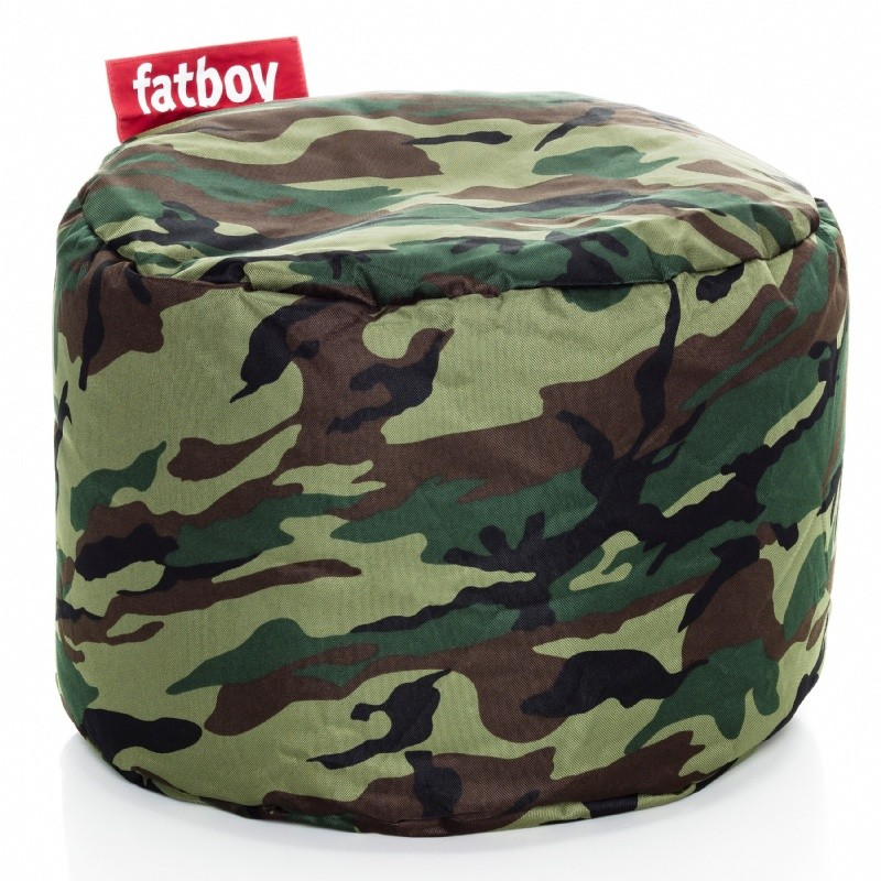 Fatboy point kids beanbag camouflage fb pnt cam cozydays for Camo chaise lounge