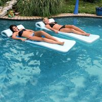 Lazy Waves Unsinkable Pool Float 1.75 inch Thick LW-PF3